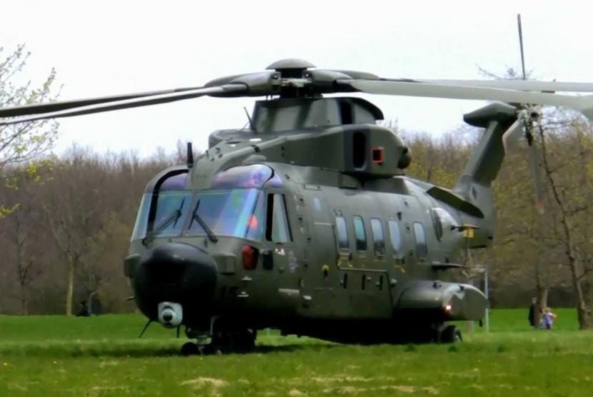Helikopter AW101