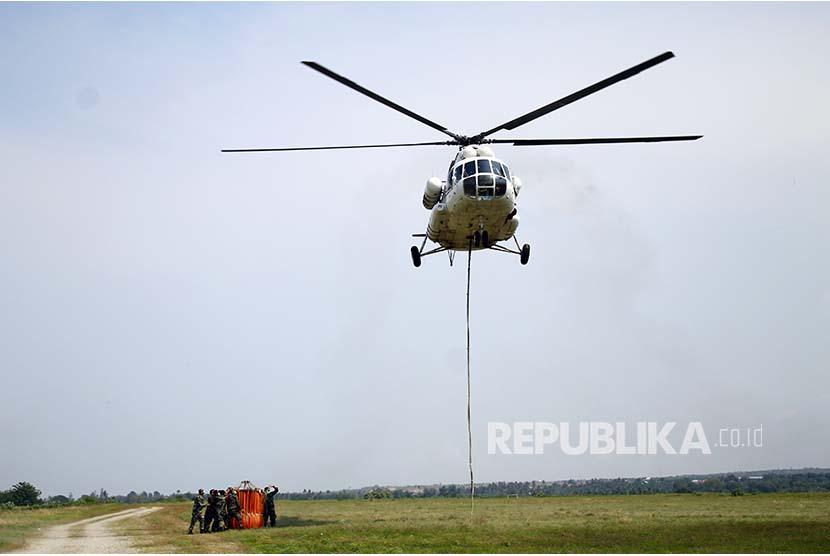 Lanud SMH Palembang Siagakan 3 Pesawat Pengebom Air   Republika Online