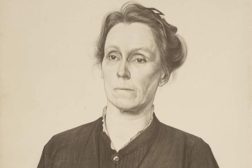 Henriette Roland Holst.