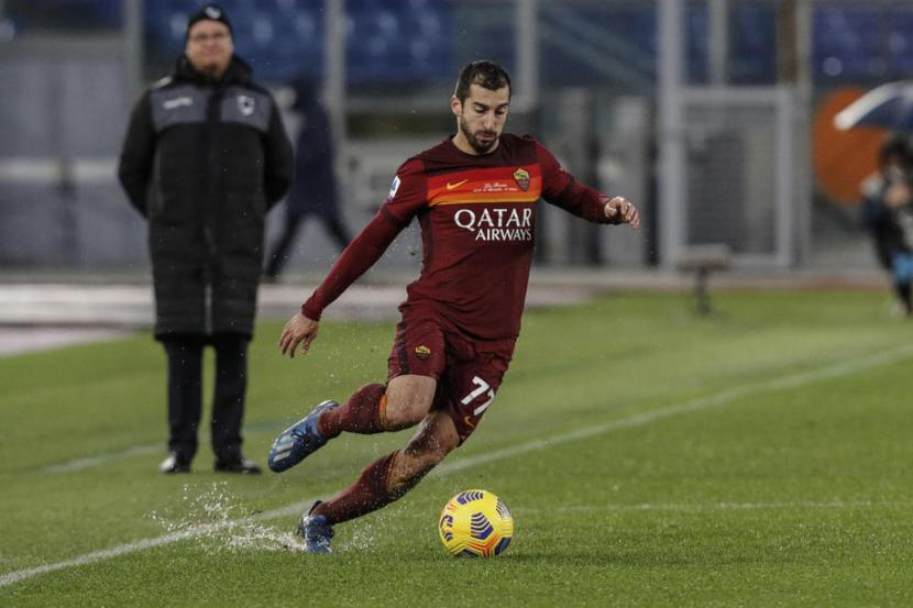 Pemain AS Roma, Henrikh Mkhitaryan