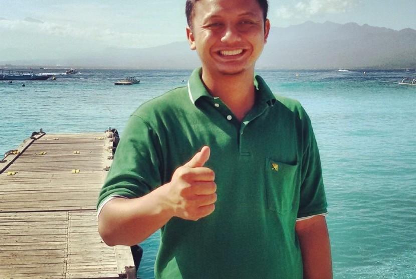 Heryadi Silvianto, Dosen Homebase Universitas Multimedia Nusantara