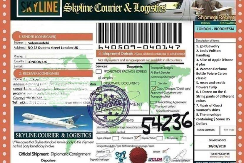 Cermati Modus Yang Sering Digunakan Oknum Bea Cukai Republika Online