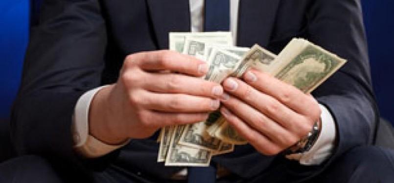 Hitung gaji (ilustrasi)
