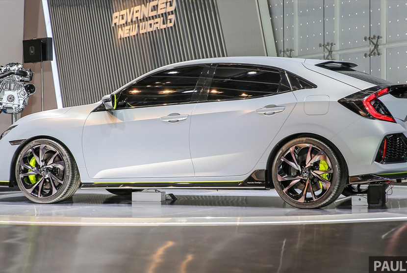 68 Harga All New Civic Turbo 2018 HD Terbaik