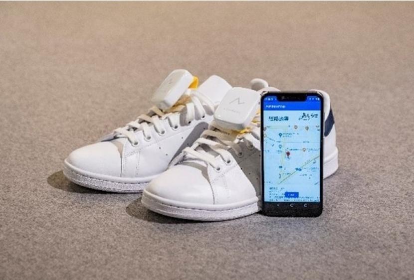 Honda Motor Co akan memproduksi sepatu navigasi untuk pejalan kaki.