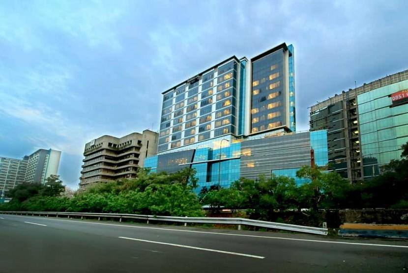 Hotel Dafam Teraskita Jakarta.