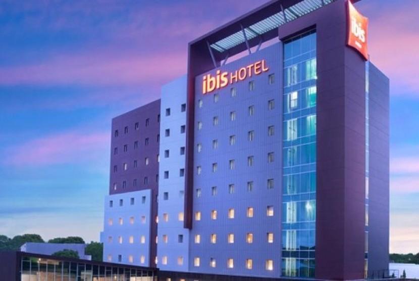 Ibis Hotel Jakarta Harmoni Cocok Buat Pelancong Bisnis Republika Online
