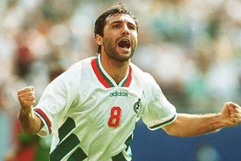 Lahirnya Pemain Terbaik Sekaligus Kontroversial Bulgaria | Republika Online