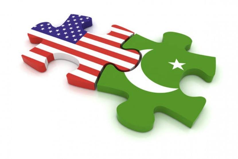 Hubungan AS-Pakistan (ilustrasi)