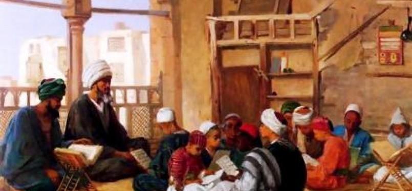 Hujjatul Islam (ilustrasi).