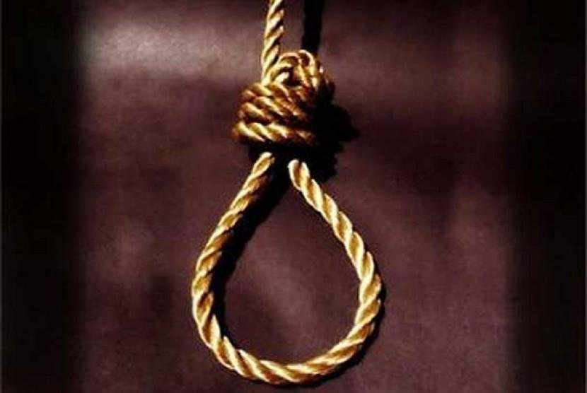 hukuman mati (ilustrasi)