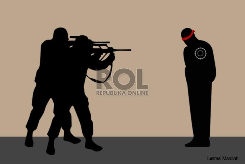 Hukuman Mati..(ilustrasi)