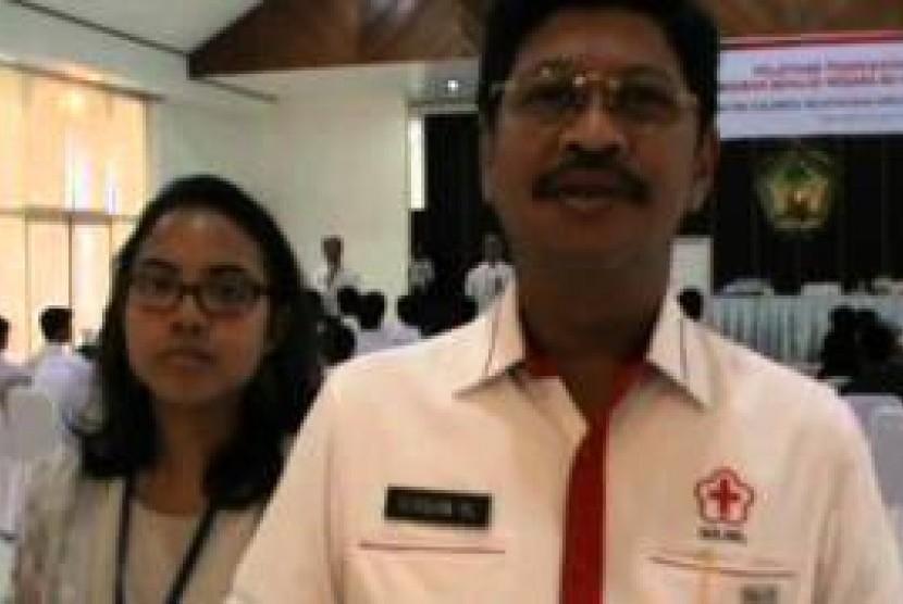 Ichsan Yasin Limpo, Ketua PMI Sulsel