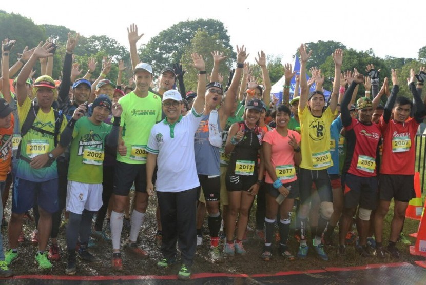 Ijen Green Run.