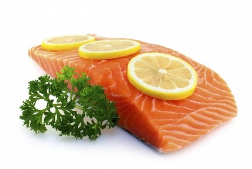 Ikan penghasil omega-3 yang baik untuk janin