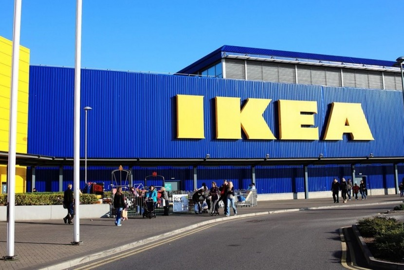 IKEA. Ilustrasi