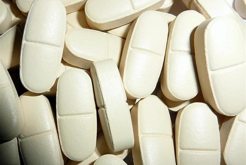 Iklan obat/ilustrasi