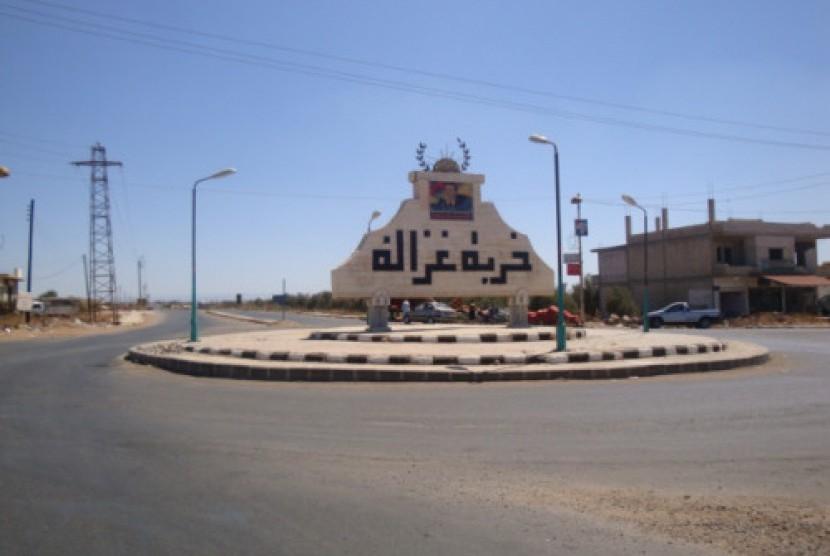 Ikon Kota Kherbet Ghazale