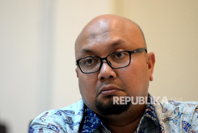 Ilham Saputra - Anggota KPU