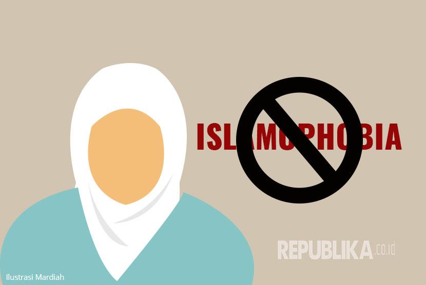 Illustrasi Islamophobia(18/3).