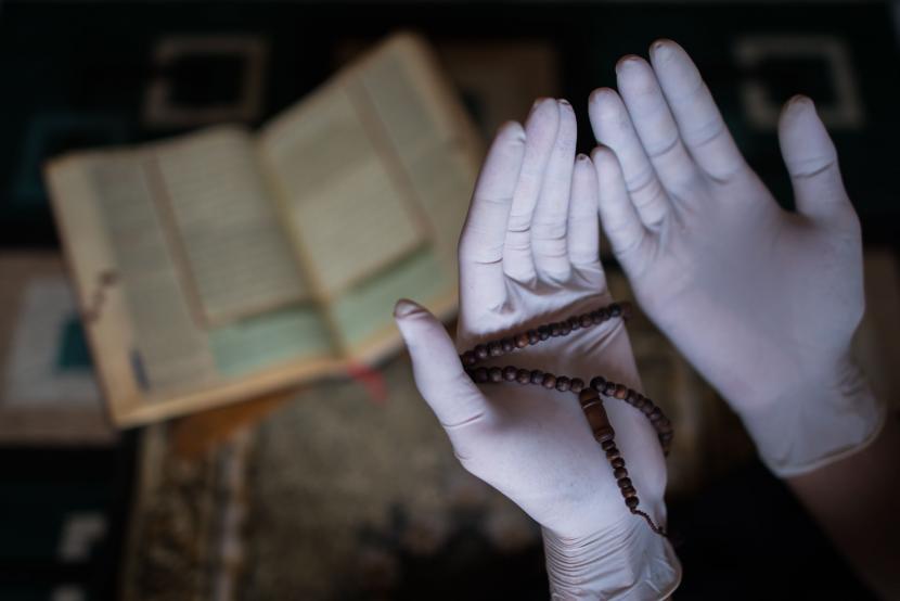 Pentingnya Kuatkan Iman di Masa Pandemi Covid-19