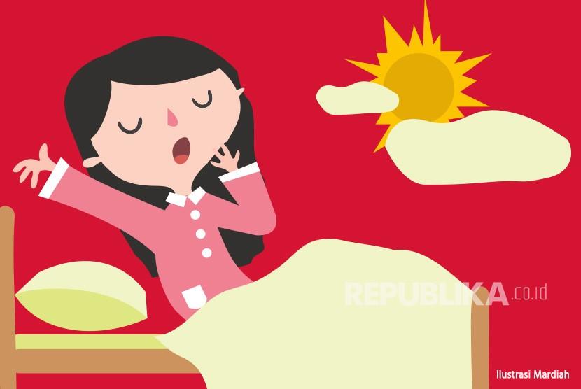 Cara Agar Segar Bangun Tidur, Jangan Tekan Tombol Ini di HP