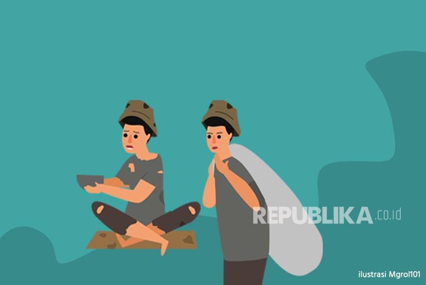 Ilustrasi Dhuafa