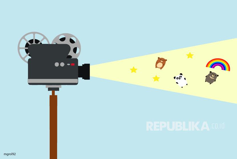 Ilustrasi Film Anak