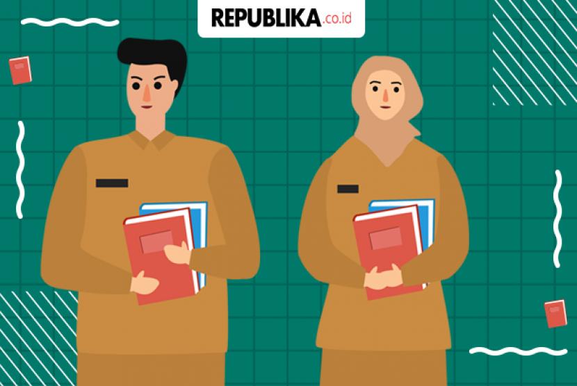 Forum Guru Honorer Tagih Janji Soal Penerimaan Pppk Republika Online