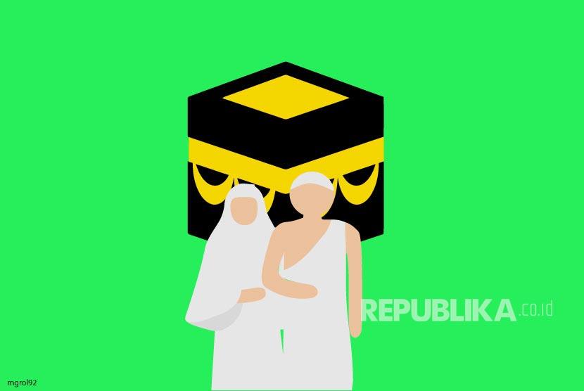 Hajj pilgrimage 2017 cost will be Rp34,890,321.