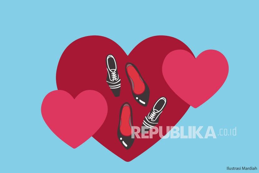 Quraish Shihab Menjawab: Hukum Berciuman Saat Berpuasa