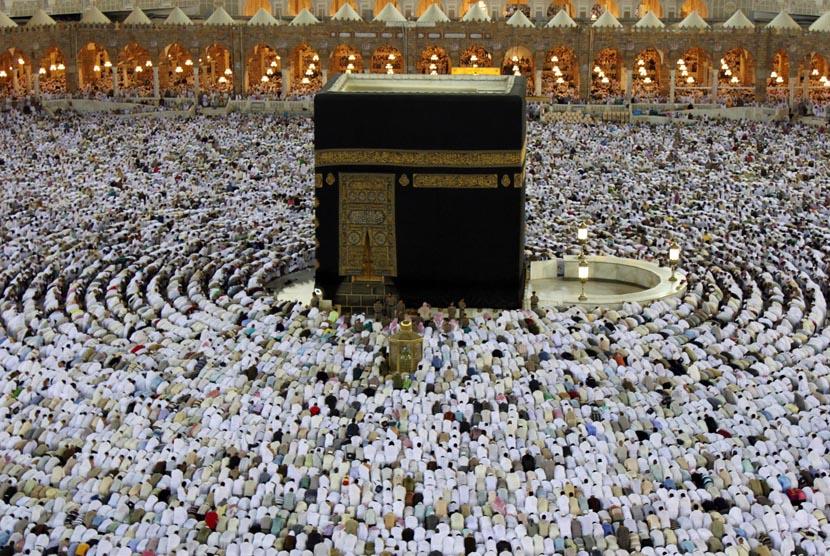 Ibadah Umrah (ilustrasi)