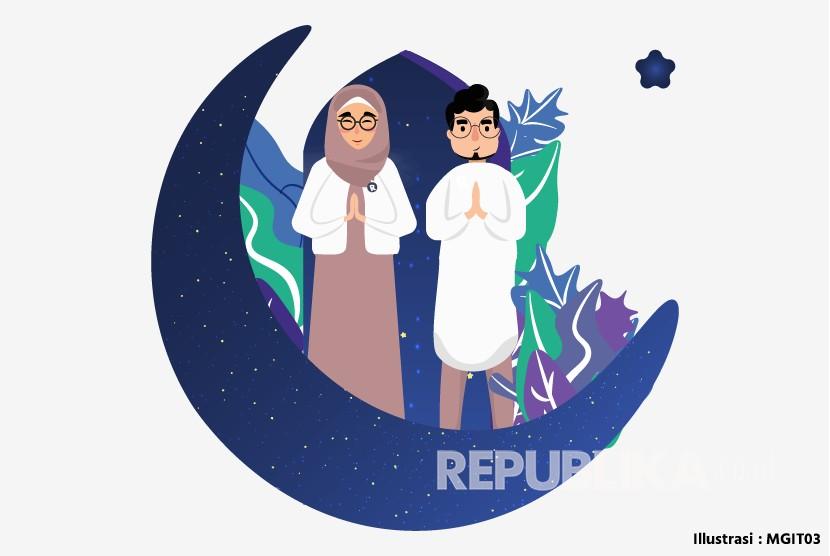 Umat Kristen Dan Katolik Ucapkan Selamat Idul Fitri Republika Online