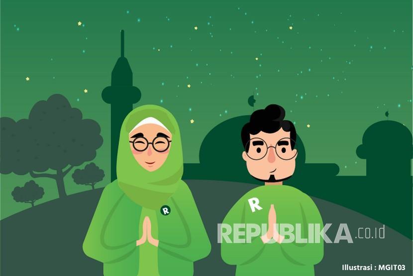Ilustrasi Idul Fitri