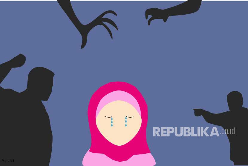 Ilustrasi Islamofobia