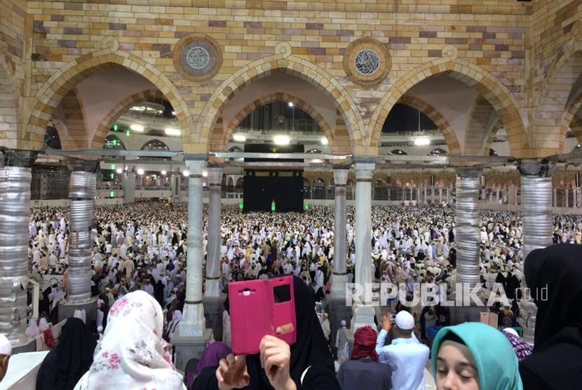 Al-Haram Mosque.