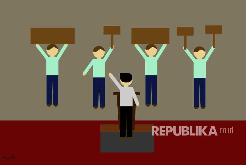 Ilustrasi Kampanye Pilkada