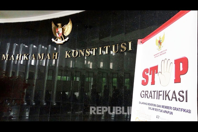 Ilustrasi kasus OTT Hakim Mahkamah Konstitusi.