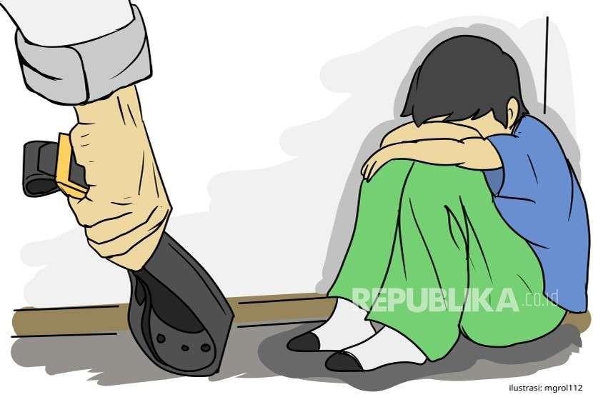 Pencabulan Dominasi Kasus Kekerasaan Anak di Pekanbaru