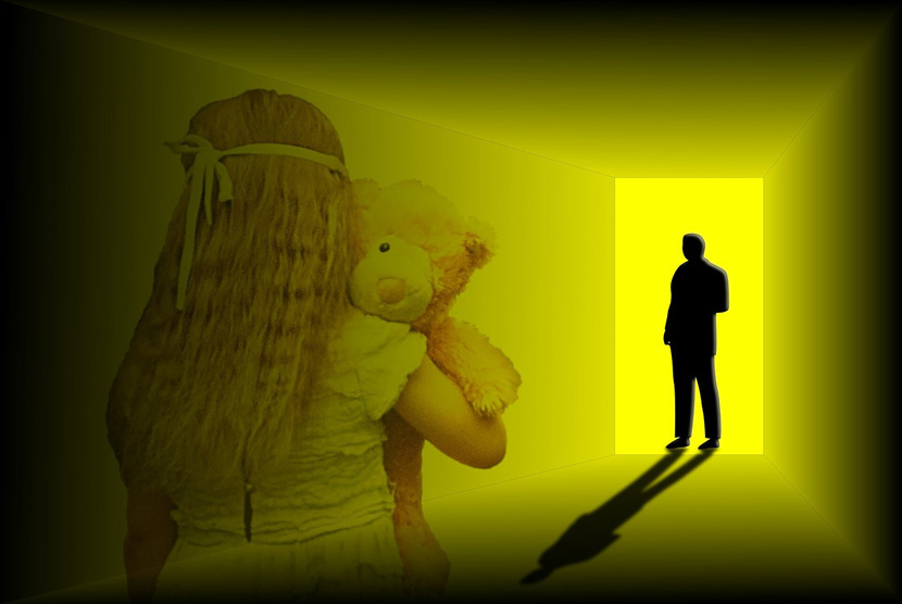 Ilustrasi Kekerasan Terhadap Anak