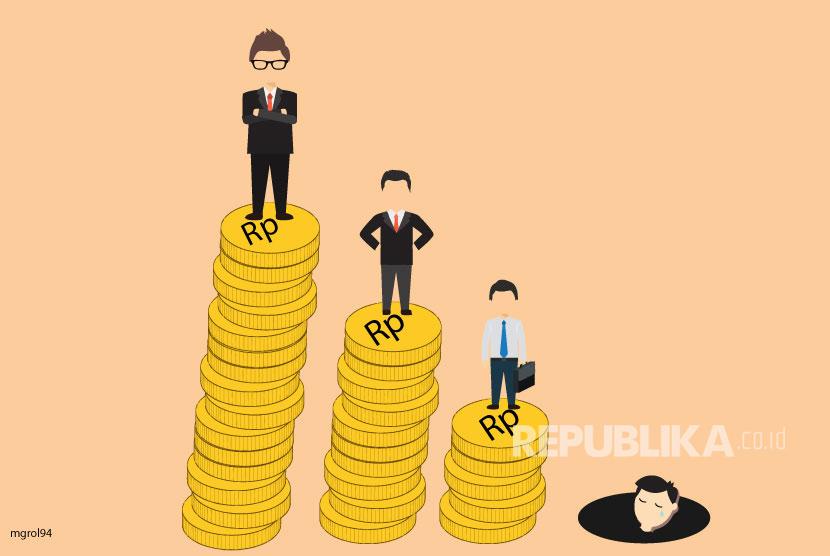 Ilustrasi Kesenjangan Ekonomi