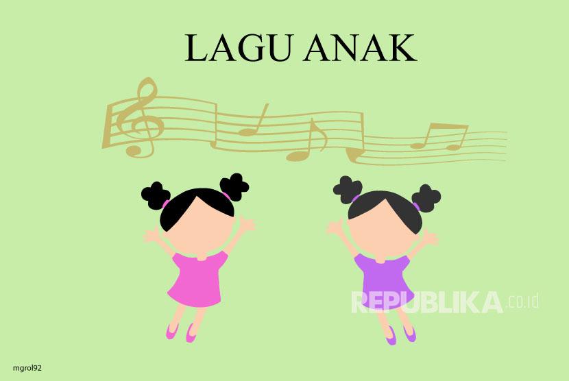 Ilustrasi Lagu Anak