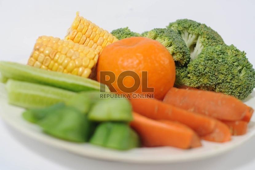 Pentingnya Mengonsumsi Makanan Berserat Tinggi Republika Online