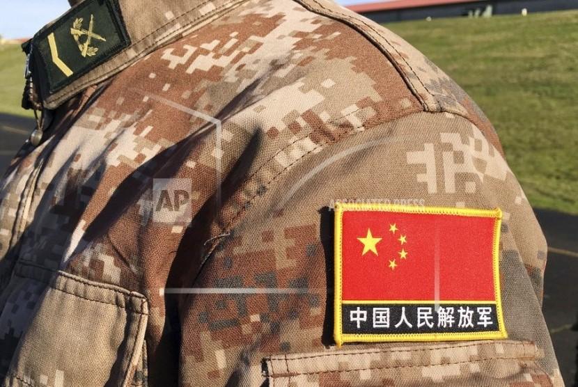 Ilustrasi militer Cina