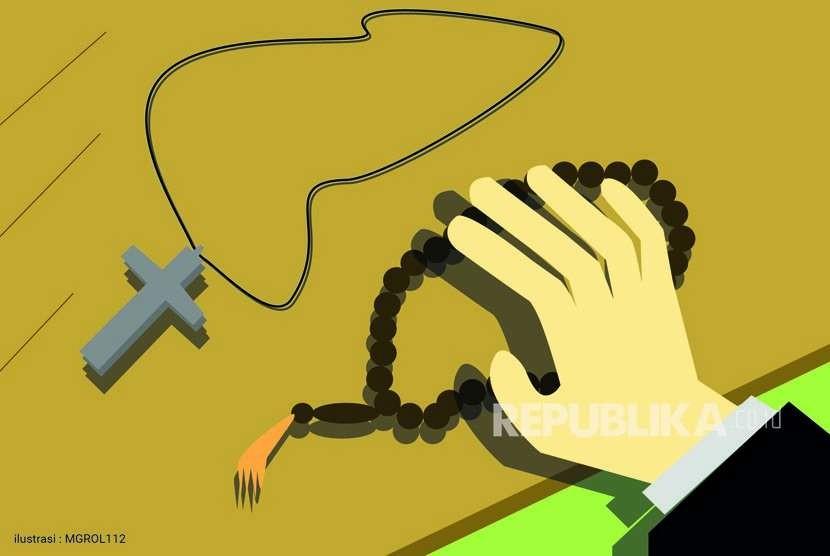 Ilustrasi Mualaf