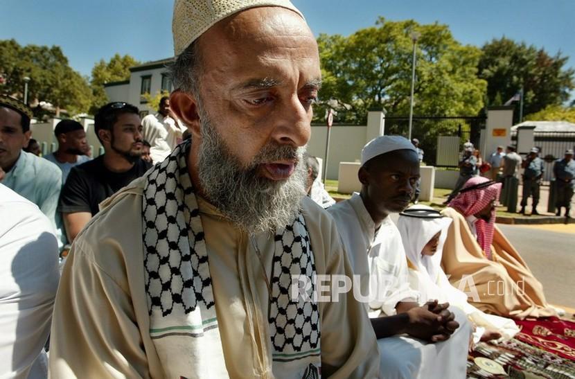 Menengok Riwayat Islam di Ujung Selatan Afrika (1). Ilustrasi Muslim Afrika