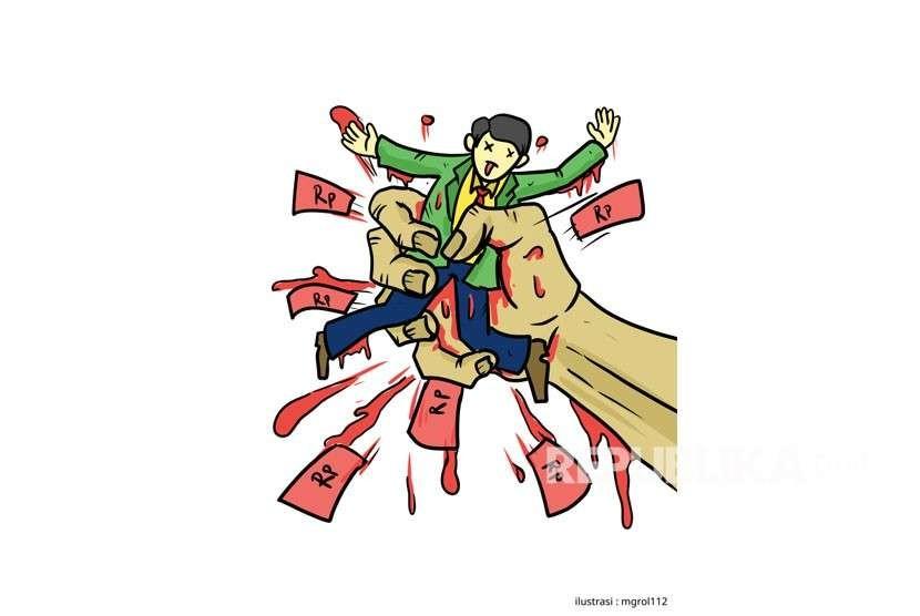 AJI Jember Desak Usut Kasus Pemerasan oleh Wartawan Gadungan. Ilustrasi Pemerasan