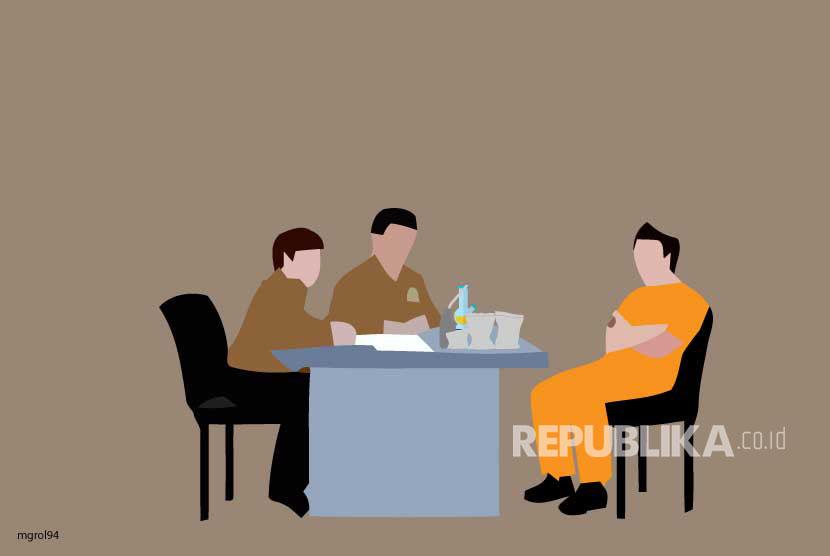 Ilustrasi Penangkapan Narkoba