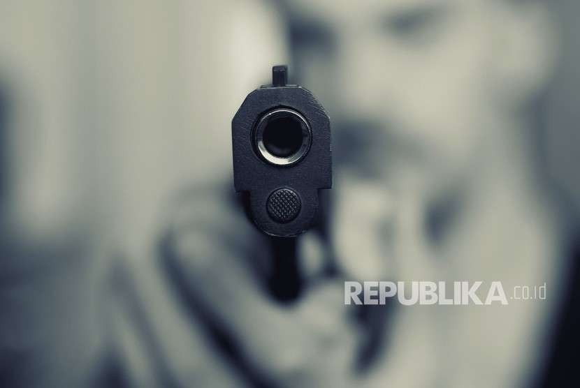 Ilustrasi Penembakan. Robert Aaron Long menembaki para wanita keturunan Asia dan diduga bermotif SARA.