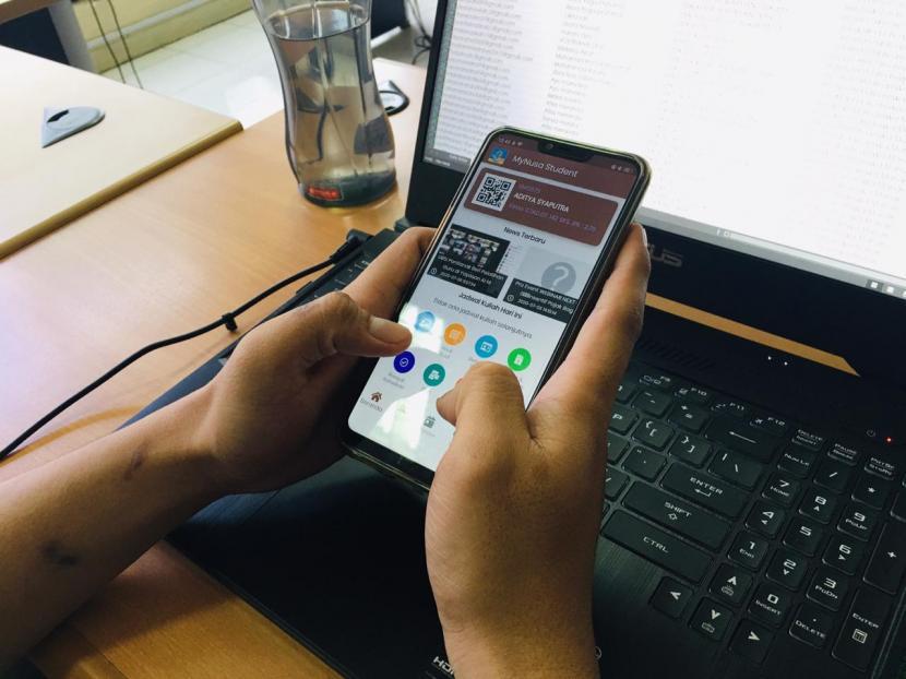 UMY Luncurkan Aplikasi Islamic Payment (ilustrasi).